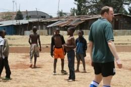 Jalkapallon pelaajia